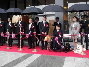 東京スカイツリータウングランドオープンセレモニー